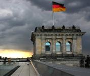 Dunkle Wolken über Berlin - es herrscht keine Einigkeit zu Libyen