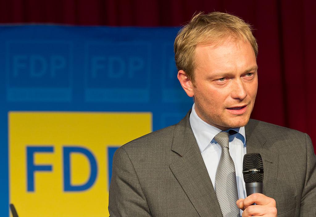 Aktuell noch im Landtag von Nordrhein-Westfalen: Christian Lindner. Hoffnungsträger der FDP für die Bundestagswahl 2017?